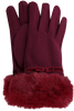 Rode ABOUT ACCESSORIES Handschoenen 1600018349 - small