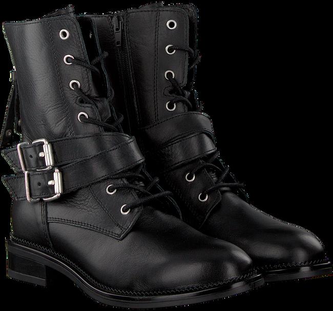 Zwarte OMODA Biker boots R15923 - large
