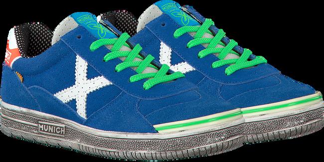 Blauwe MUNICH Sneakers G3 LACE - large