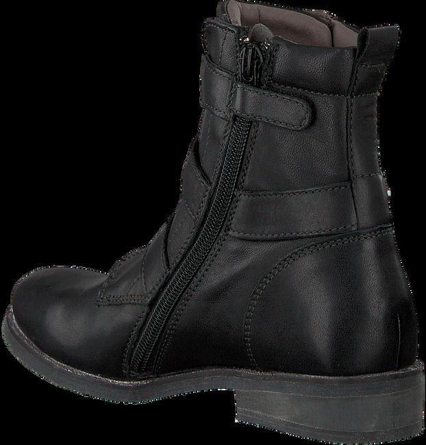 Zwarte BUNNIES JR Biker boots KATY KRACHT - large