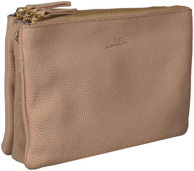 Roze BY LOULOU Clutch 40BAG110G - large
