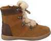 Cognac UGG Sneakers AGER  - small