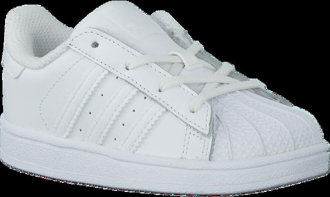 Witte ADIDAS Sneakers SUPERSTAR I Omoda