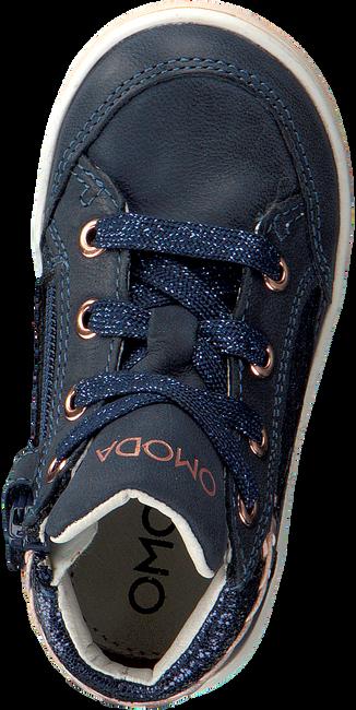 Blauwe OMODA Sneakers OM119501  - large