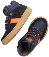 Blauwe KOEL4KIDS Hoge sneaker 03M012  - medium