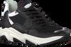 Zwarte PHILIPPE MODEL Lage sneakers EZE L JUNIOR  - small