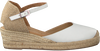 Witte UNISA Espadrilles CISCA - small
