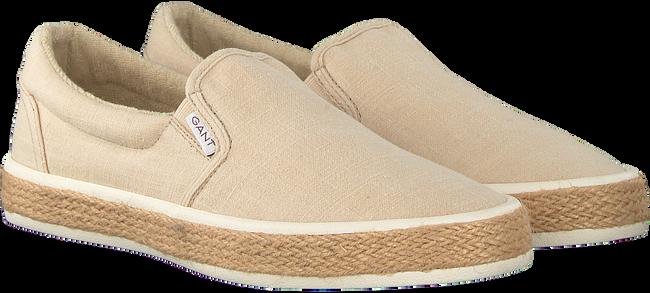 Beige GANT Slip-on Sneakers FRESNO 18678392 - large