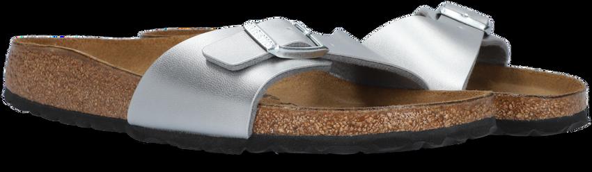 Zilveren BIRKENSTOCK PAPILLIO Slippers MADRID  - larger