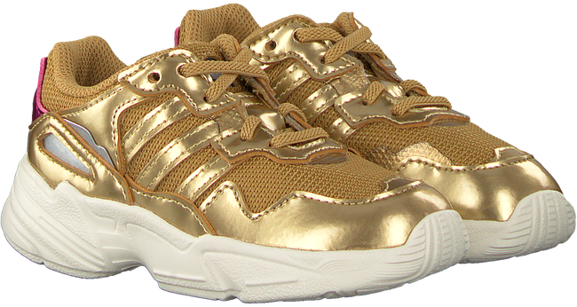 Gouden ADIDAS Sneakers YUNG-96 EL I  - large