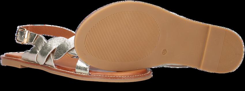 Gouden NOTRE-V Sandalen 10195  - larger