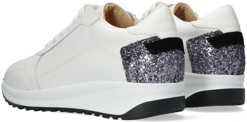 Witte DEABUSED Lage sneakers 7714  - larger