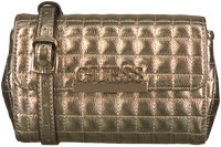 Gouden GUESS Schoudertas MATRIX CNVRTBLE XBODY BELT BAG  - medium