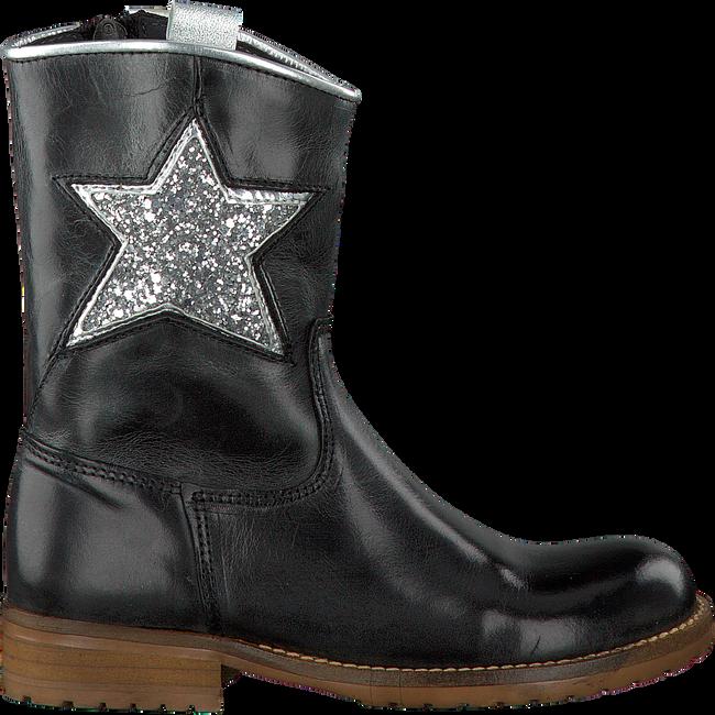 Zwarte HIP Lange laarzen H1323  - large