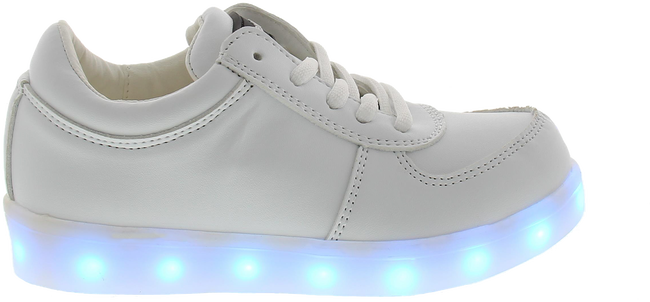 Witte CELESTIAL FOOTWEAR Sneakers LACES  - large
