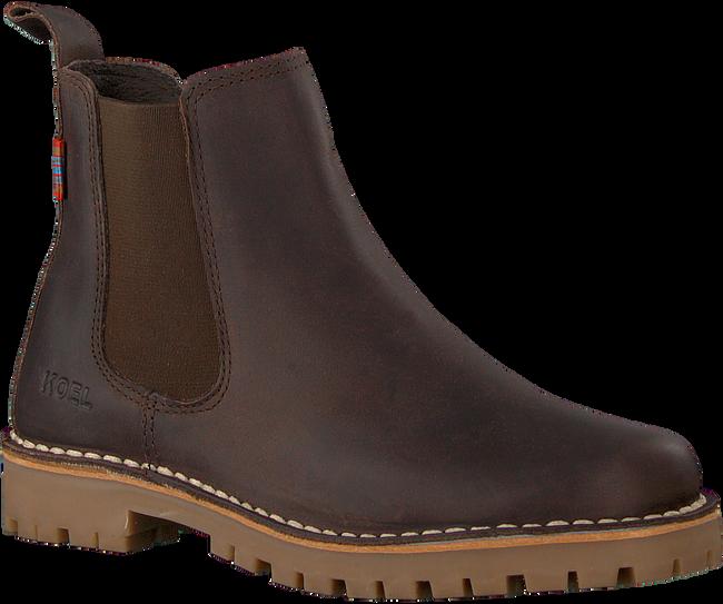 Bruine KOEL4KIDS Chelsea boots KO917-MF-05  - large