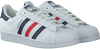 Witte ADIDAS Sneakers SUPERSTAR HEREN  - small