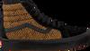 Zwarte VANS Sneakers UA COMFYCUSH SK8-HI REISSUE  - small