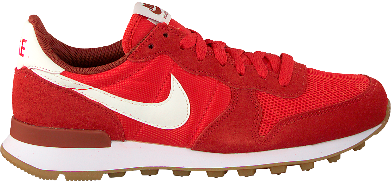 new concept b3bbe 6004d Rode NIKE Sneakers INTERNATIONALIST WMNS - large. Next