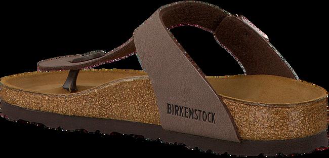 Bruine BIRKENSTOCK PAPILLIO Slippers GIZEH  - large