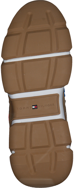 Beige TOMMY HILFIGER Lage sneakers CITY VOYAGER CHUNKY  - large