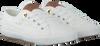 Witte MCGREGOR Veterschoenen CAMPBELL  - small