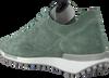 Groene VIA VAI Sneakers GIULIA SLIM - small