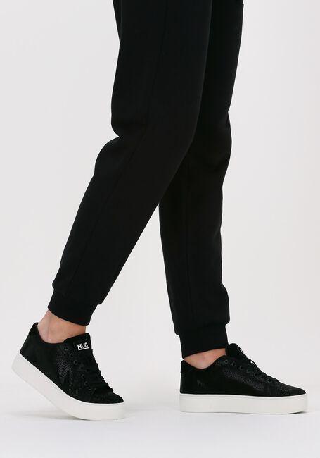 Zwarte HUB Lage sneakers HOOK W PLATEAU  - large