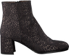 Zwarte MARIPE Enkellaarsjes 25044 - small