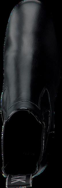 Zwarte NUBIKK Enkellaarsjes GIGI CURA - large