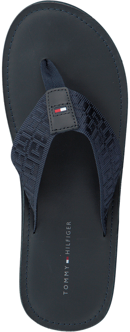 Blauwe TOMMY HILFIGER Slippers FLOYD 11D  - large