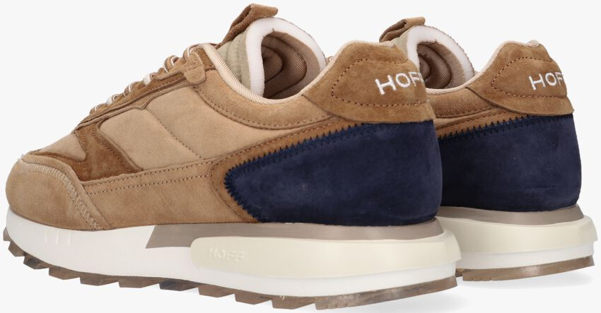 Beige THE HOFF BRAND Lage sneakers PAPUA MAN  - larger