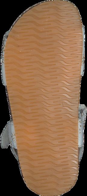 Witte CLIC! Sandalen CL GRASSFLAMINGO - large