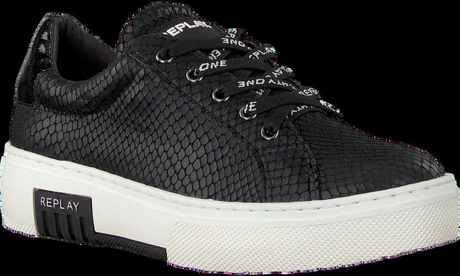 Zwarte REPLAY Sneakers GINKO  - large