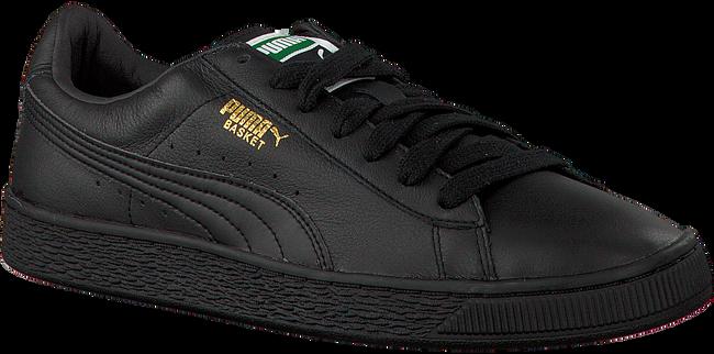 Zwarte PUMA Sneakers BASKET CLASSIC MEN  - large