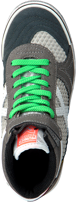 Grijze MUNICH Sneakers G3 BOOT - large
