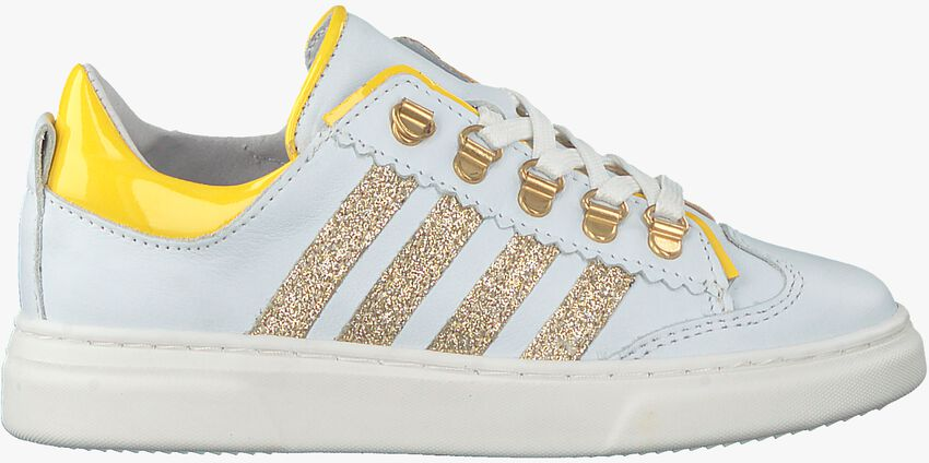 Witte PINOCCHIO Lage sneakers P1327  - larger