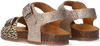 Gouden KIPLING Sandalen RIKILU 1  - small