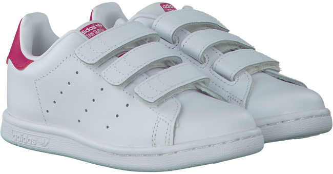 Witte ADIDAS Sneakers STAN SMITH CF C  - large