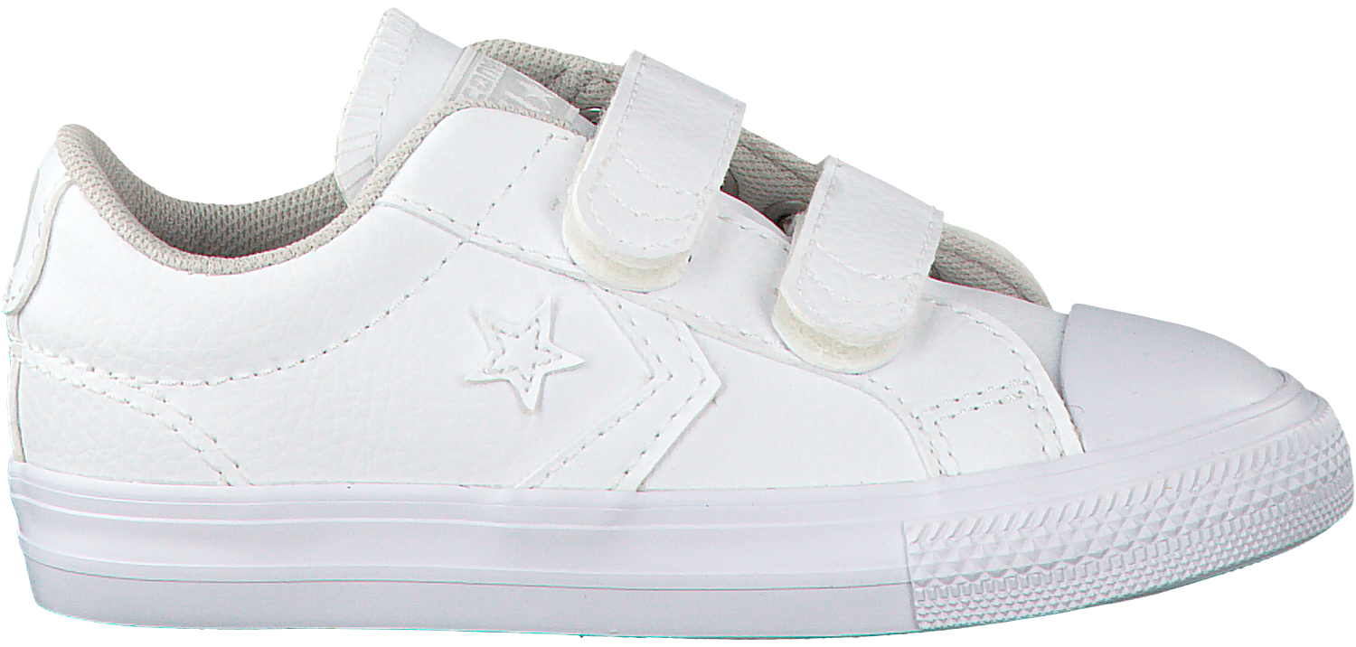c9ca56fbea3 Witte CONVERSE Sneakers STAR PLAYER EV 2V OX KIDS - large. Next