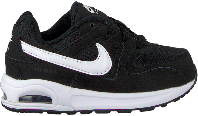 Zwarte NIKE Sneakers AIR MAX COMMAND FLEX (GS)  - large