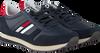 Zwarte TOMMY HILFIGER Sneakers RETRO RUNNER SNEAKER - small