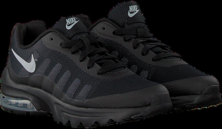 Zwarte NIKE Sneakers AIR MAX INVIGOR PRINT (GS)  - larger