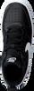 Zwarte NIKE Lage sneakers COURT BOROUGH LOW 2 (GS)  - small