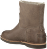 Taupe SHABBIES Enkelboots 202075  - small