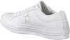 Witte CONVERSE Sneakers ONE STAR OX HEREN  - small