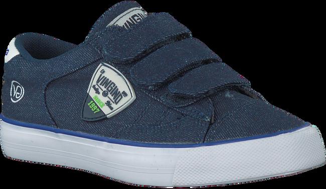 Blauwe VINGINO Sneakers DAVE VELCRO  - large