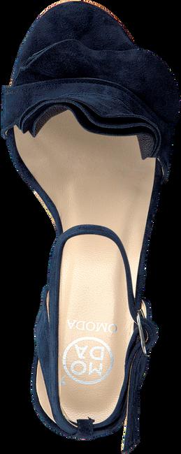 Blauwe OMODA Sandalen 4711  - large