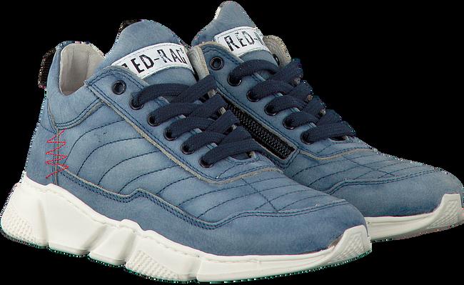 Blauwe RED-RAG Sneakers 15293  - large