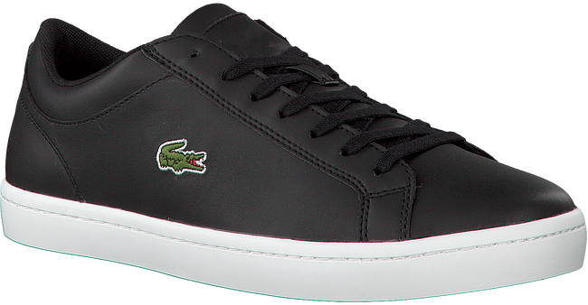 Zwarte LACOSTE Sneakers STRAIGHTSET BL1  - large